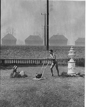 Lawnmowerwoman